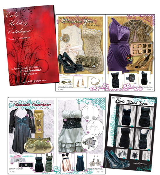 Catalogue Layout Designs